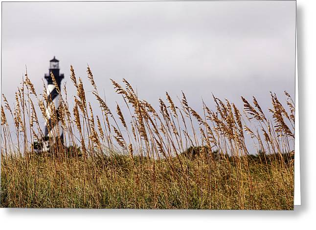 Greeting Card featuring the photograph Cape Hatteras by Chris Babcock