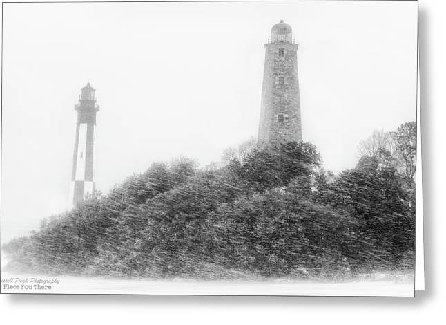 Cape Heny Greeting Card