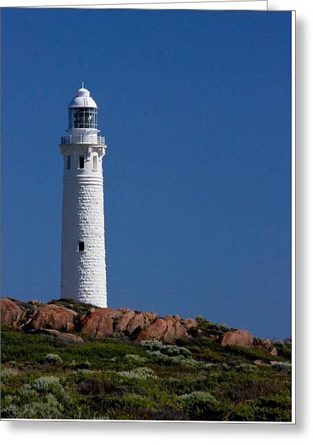 Cape Leeuwin Light House Greeting Card