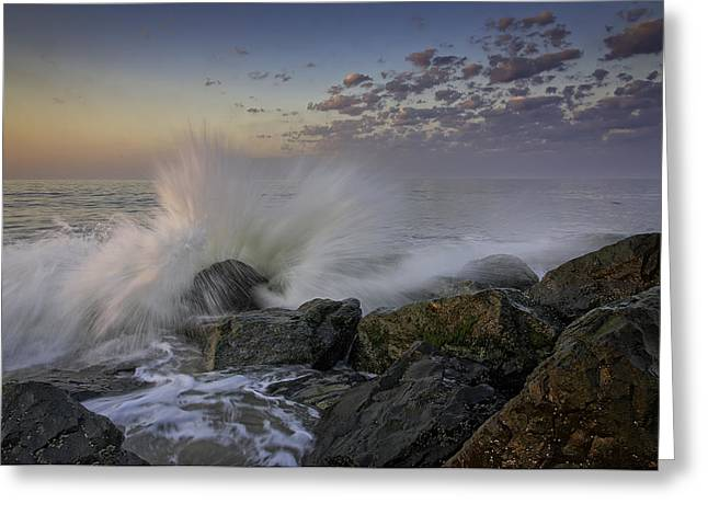 Cape May High Tide Greeting Card