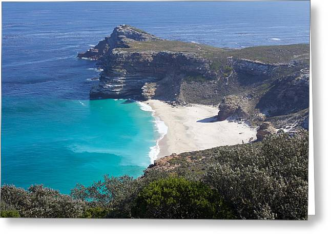 Cape Of Good Hope Greeting Card