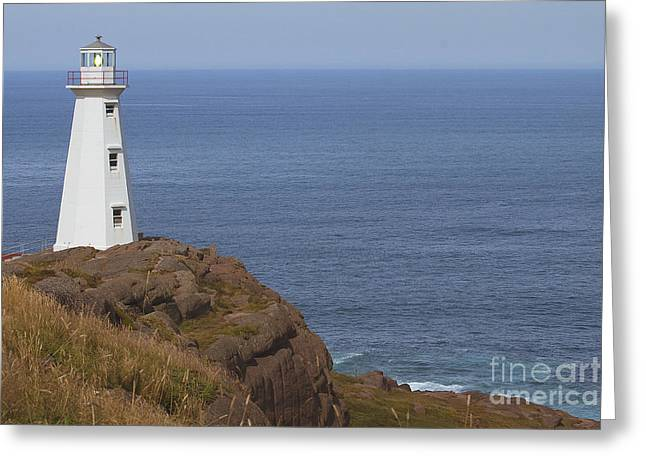 Cape Spear Greeting Card