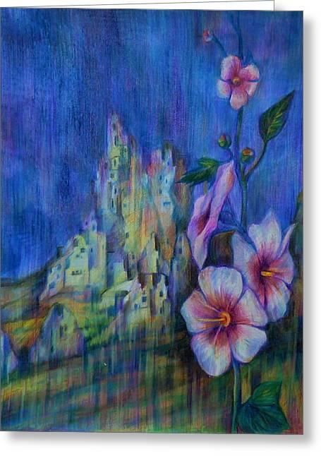 Cappadocia Dream Greeting Card by Anna Duyunova