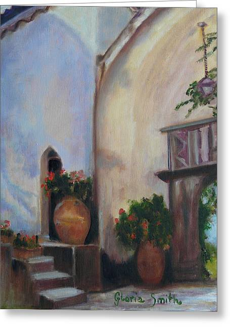 Capri Italy Greeting Card