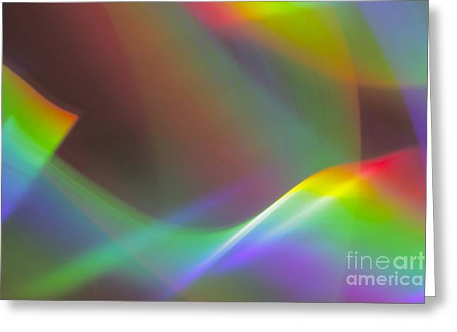 Greeting Card featuring the photograph Capture The Light by Danica Radman