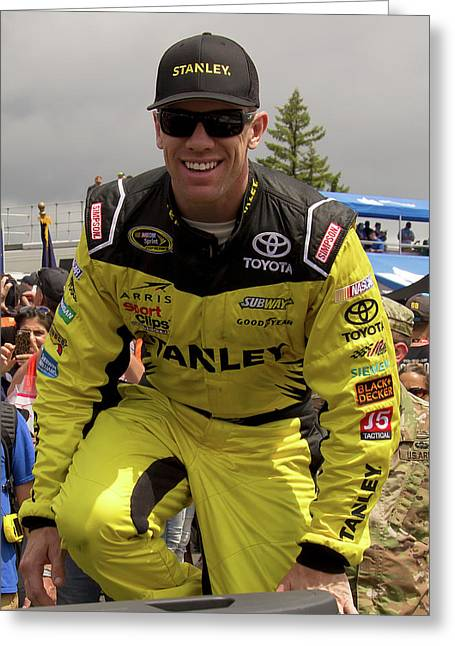 Carl Edwards - 2016 Greeting Card