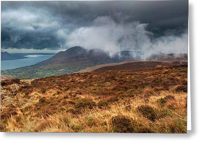 Carlingford Lough Greeting Card