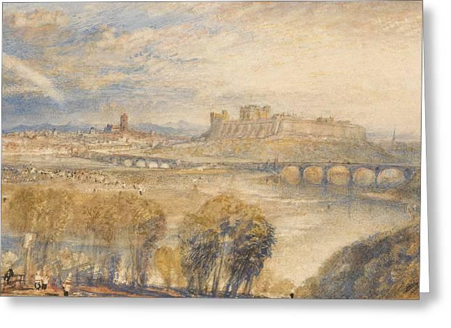 Carlisle Greeting Card by Joseph Mallord William Turner