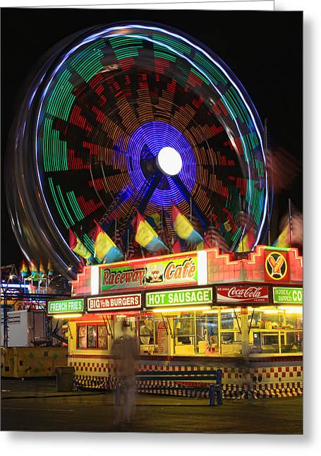 Carnival Greeting Card by James BO  Insogna