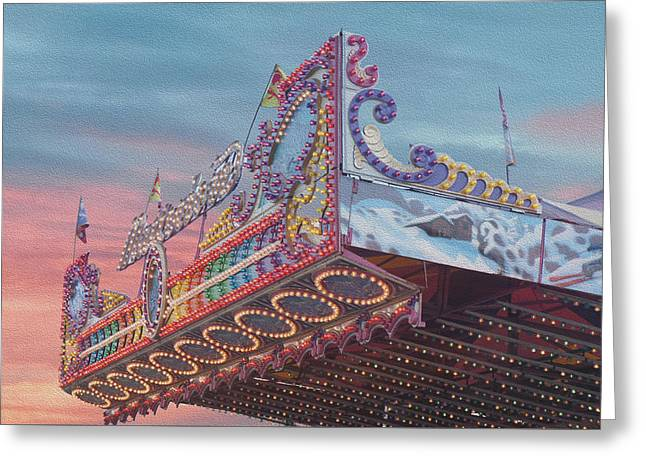 Carnival Greeting Card by Art Spectrum