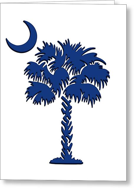 Carolina Tree Greeting Card