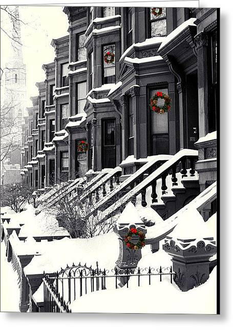 Carroll Street Greeting Card
