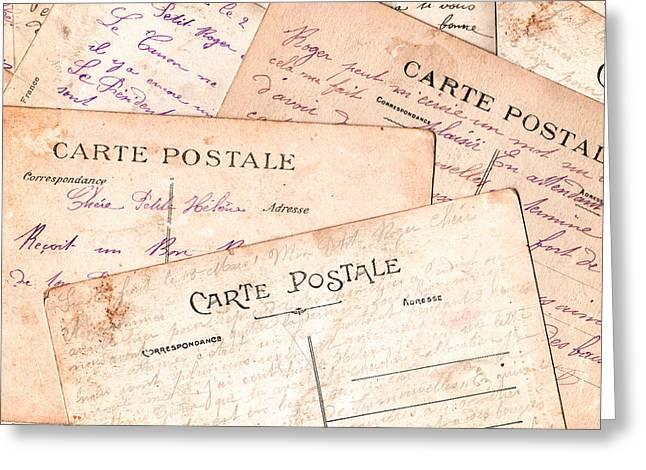 Cartes Postales Greeting Card