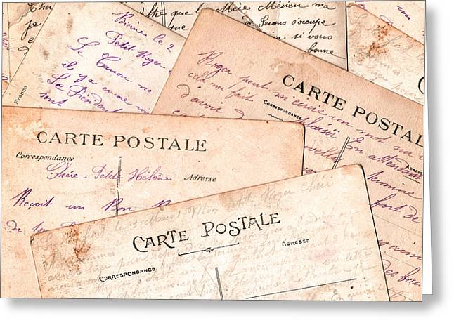 Cartes Postales Greeting Card