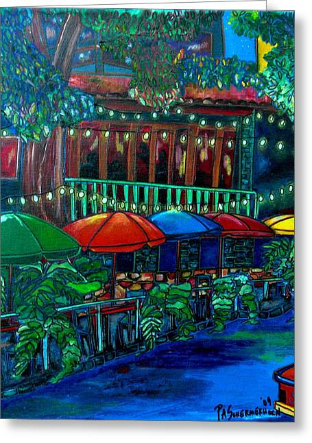 Casa Rio Greeting Card