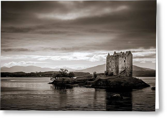 Castle Stalker 1 Greeting Card