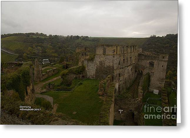 Castles Greeting Card