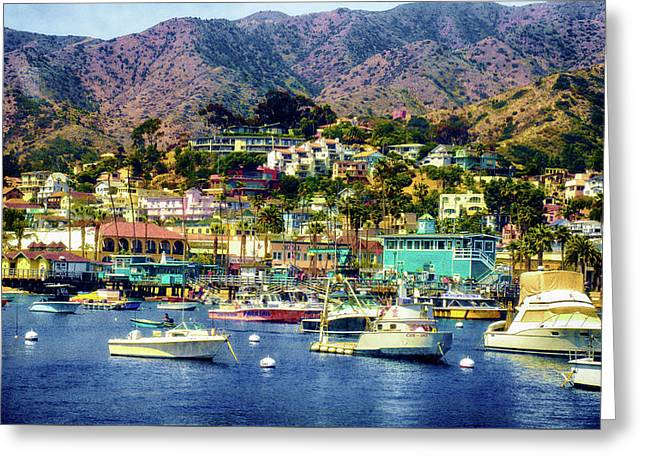 Catalina Express  View Greeting Card