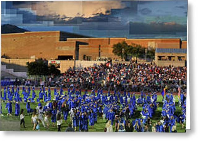 Catalina Foothills High School Graduation 2016 Greeting Card