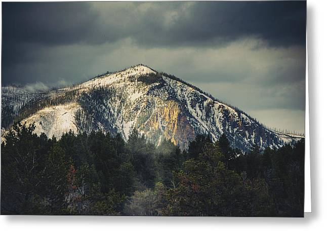 Greeting Card featuring the photograph Cathedral Rock by Christopher Meade