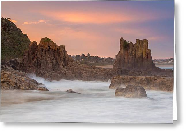 Cathedral Rocks Greeting Card