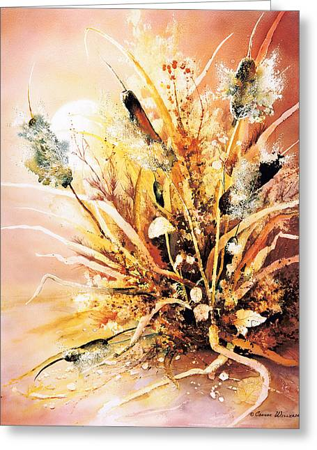 Cattails One Greeting Card