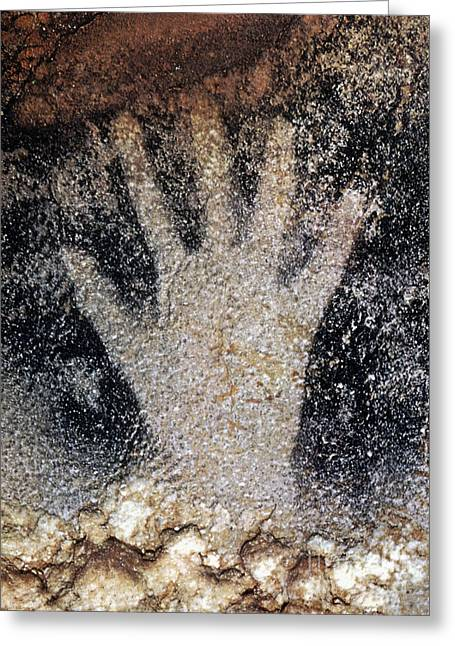 Cave Art: Pech Merle Greeting Card
