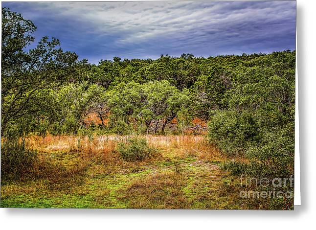 Cave Country Greeting Card by Jon Burch Photography