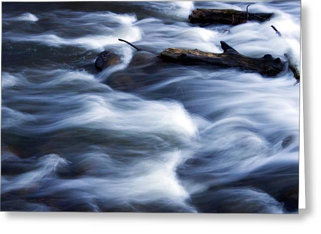 Cedar Creek Rapids Greeting Card