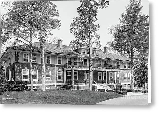 Cedar Crest College Hartzel Hall Greeting Card by University Icons