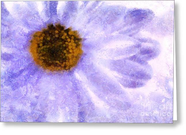 Celebrate Spring Greeting Card by Krissy Katsimbras
