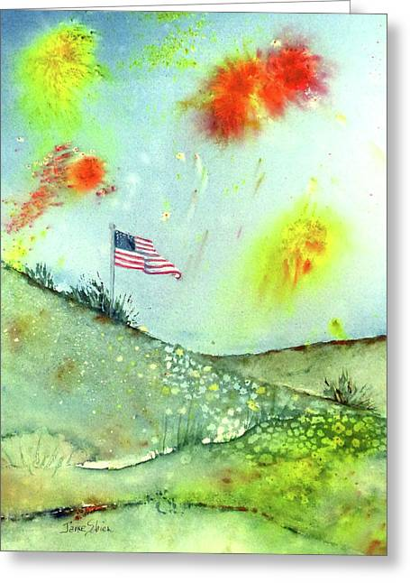 Founders day greeting cards fine art america celebration greeting card m4hsunfo
