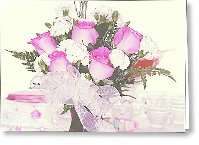 Centerpiece Greeting Card
