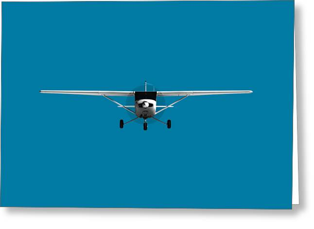 Cessna 152 Greeting Card