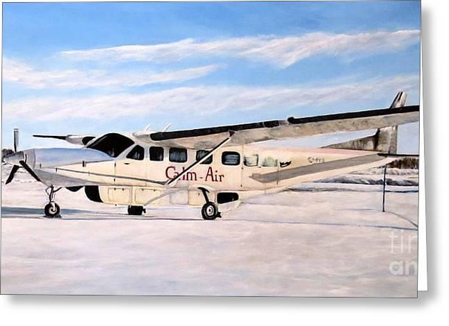 Cessna Caravan Greeting Cards | Pixels