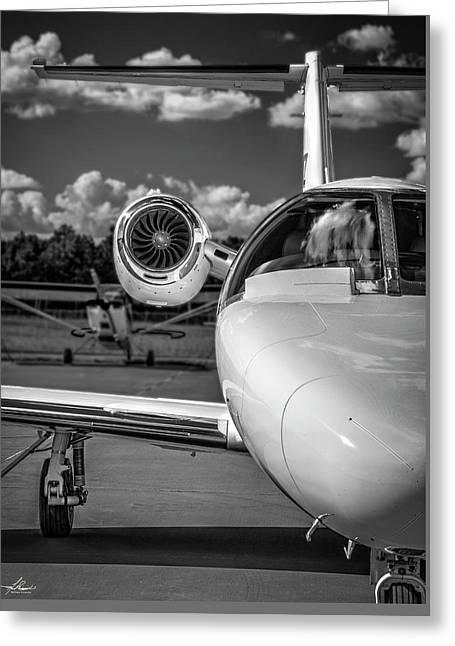 Cessna Citation Greeting Card