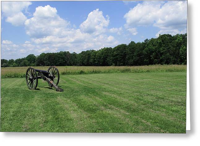 Chancellorsville Battlefield 2 Greeting Card by Frank Romeo