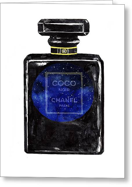 Chanel Perfume Greeting Cards Page 5 Of 22 Fine Art America