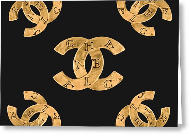Chanel Jewelry-19 Greeting Card