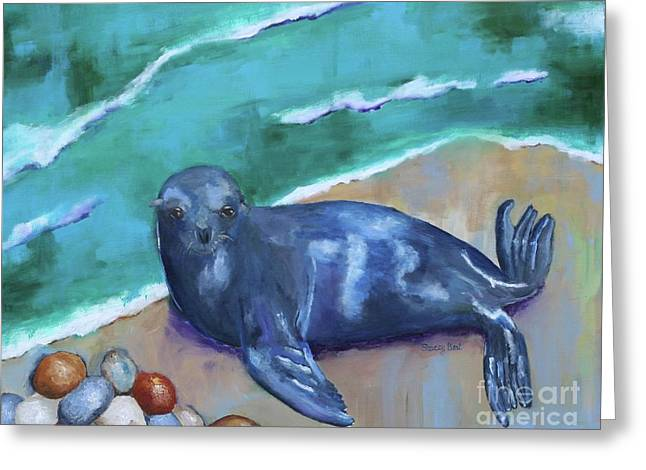 Channel Island's Sea Lion Greeting Card