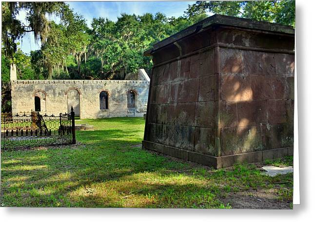 Chapel Of Ease 2 Greeting Card