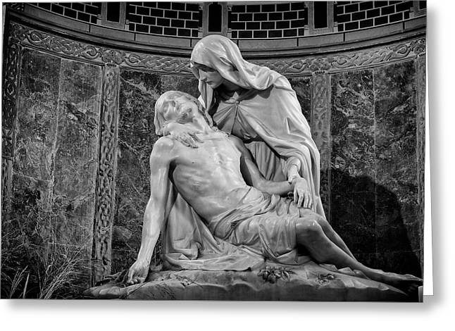 Chapel Of The Pieta 2 Greeting Card
