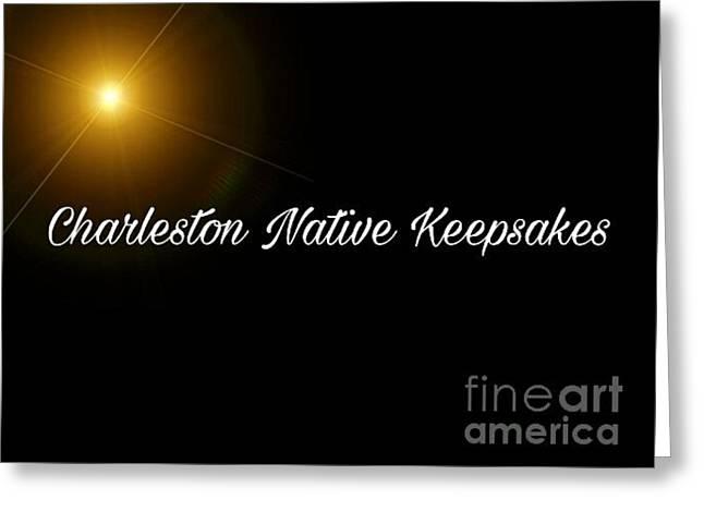 Charleston Native Coffee Mug Logo #772017 Greeting Card