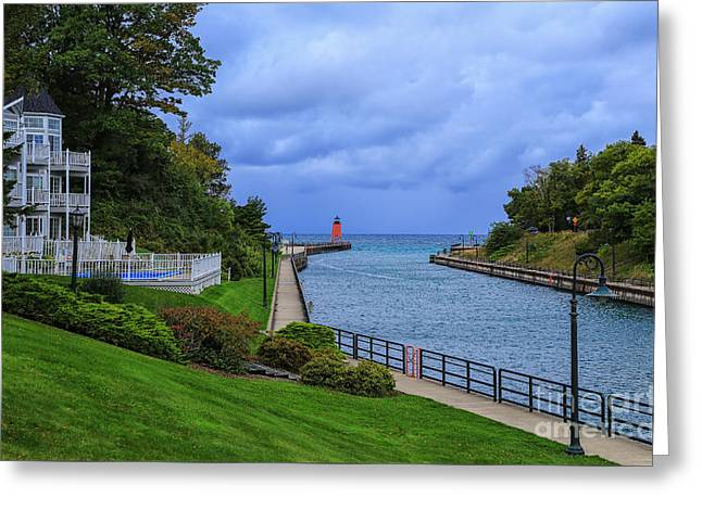 Charlevoix Greeting Card