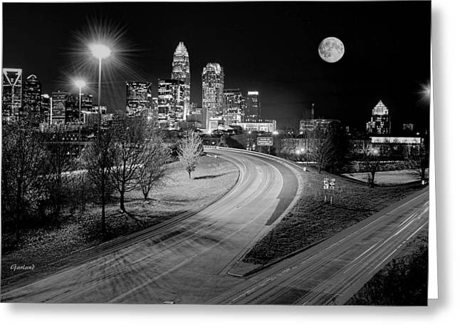 Charlotte Classic Greeting Card by Garland Johnson