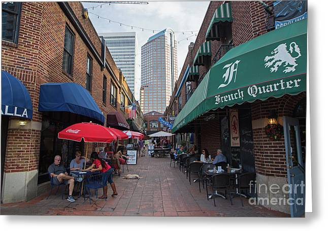 Charlotte, North Carolina Greeting Card