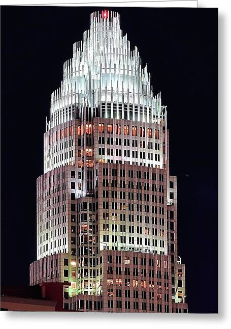 Charlotte Tower Greeting Card