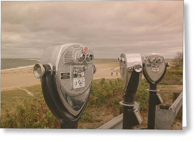 Chatham View Greeting Card by JAMART Photography