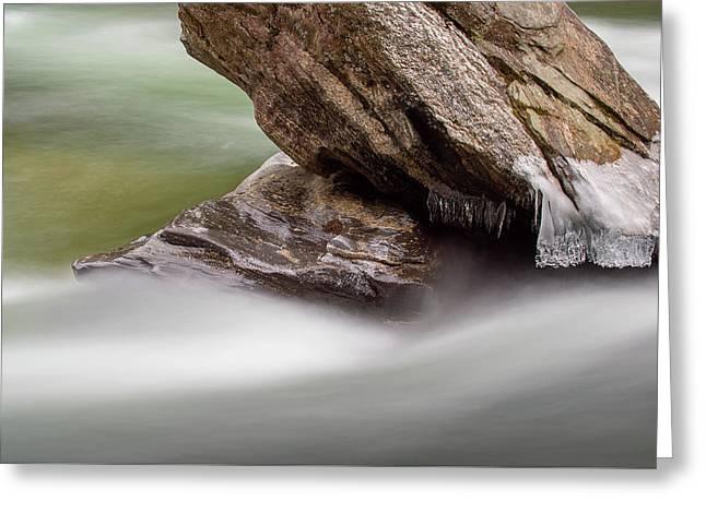 Chattooga River 20 Greeting Card by Derek Thornton