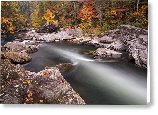 Chattooga River 10 Greeting Card
